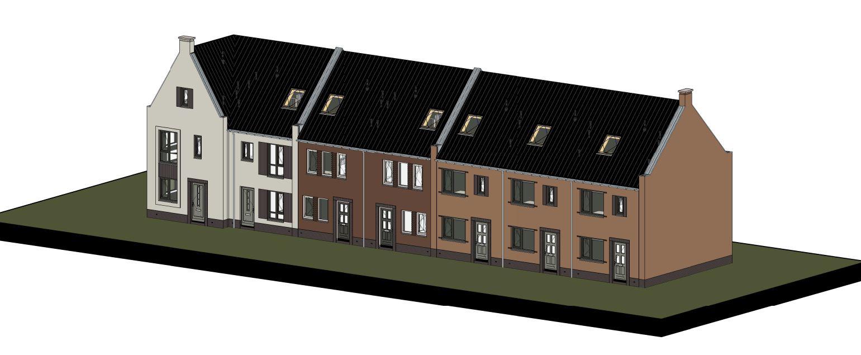 Sité realiseert 19 sociale huurwoningen in Wijnbergen